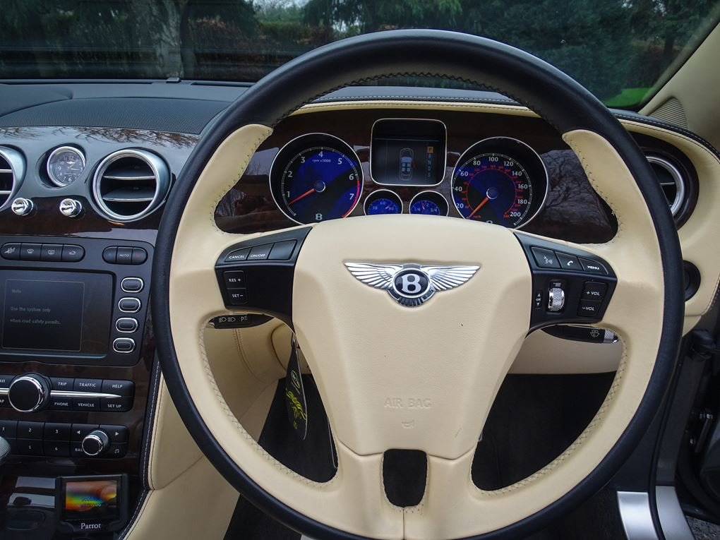 2008 Bentley  CONTINENTAL GTC  MULLINER CABRIOLET AUTO  39,948 For Sale (picture 7 of 24)
