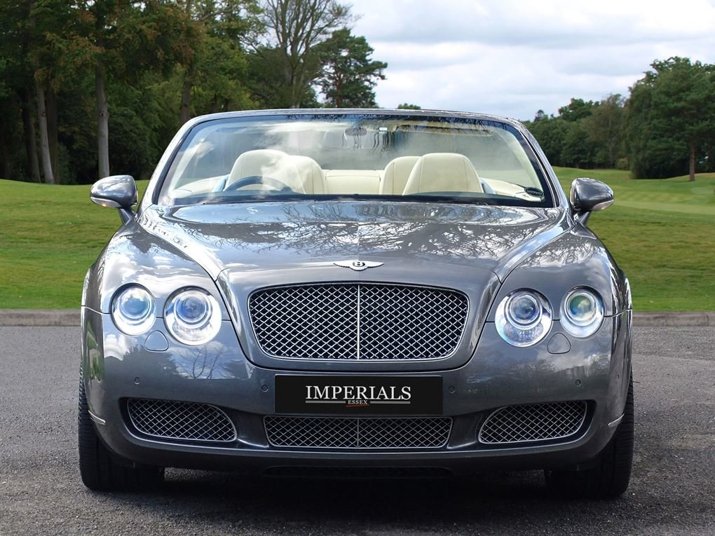 2008 Bentley  CONTINENTAL GTC  MULLINER CABRIOLET AUTO  39,948 For Sale (picture 11 of 24)