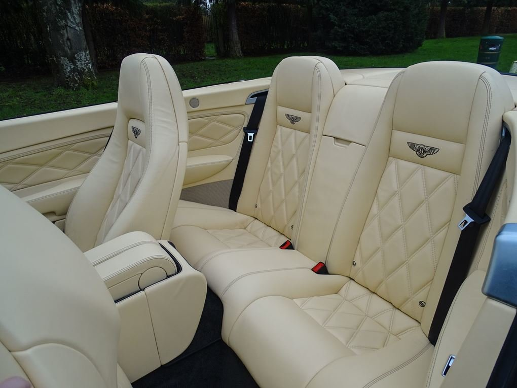 2008 Bentley  CONTINENTAL GTC  MULLINER CABRIOLET AUTO  39,948 For Sale (picture 14 of 24)