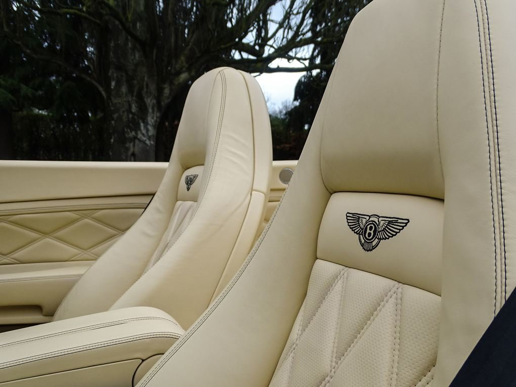 2008 Bentley  CONTINENTAL GTC  MULLINER CABRIOLET AUTO  39,948 For Sale (picture 15 of 24)