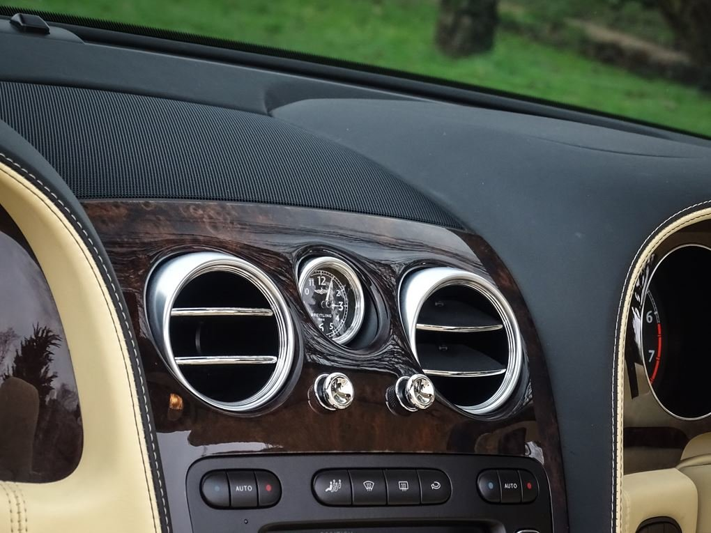 2008 Bentley  CONTINENTAL GTC  MULLINER CABRIOLET AUTO  39,948 For Sale (picture 17 of 24)