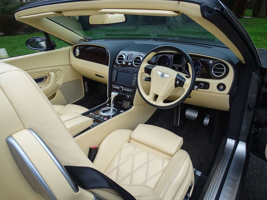 2008 Bentley  CONTINENTAL GTC  MULLINER CABRIOLET AUTO  39,948 For Sale (picture 20 of 24)