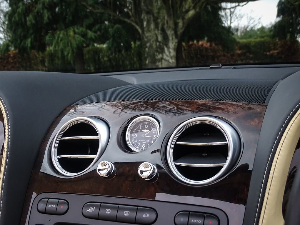 2008 Bentley  CONTINENTAL GTC  MULLINER CABRIOLET AUTO  39,948 For Sale (picture 21 of 24)