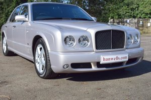 2008/08 Bentley Arnage T Level 2 in Silver Storm
