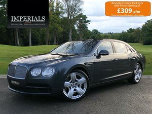 Bentley  FLYING SPUR  4.0 V8 MULLINER SALOON 8 SPEED AUTO  5