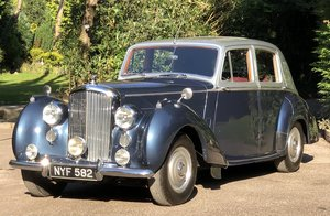 1953 BENTLEY R TYPE  SPORTS SALOON