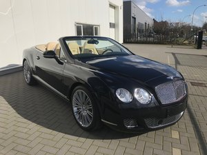 2010 Bentley Continental GTC SPEED new condition