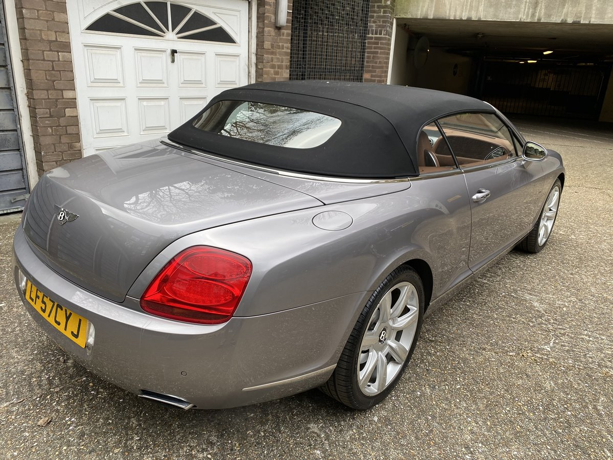 2007 Bentley GTC LHD For Sale (picture 2 of 6)