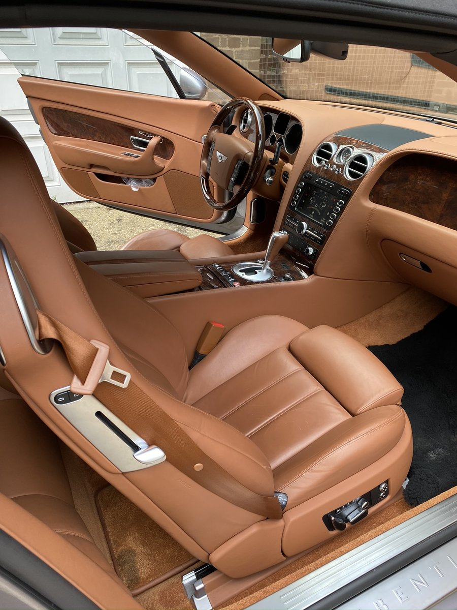 2007 Bentley GTC LHD For Sale (picture 5 of 6)