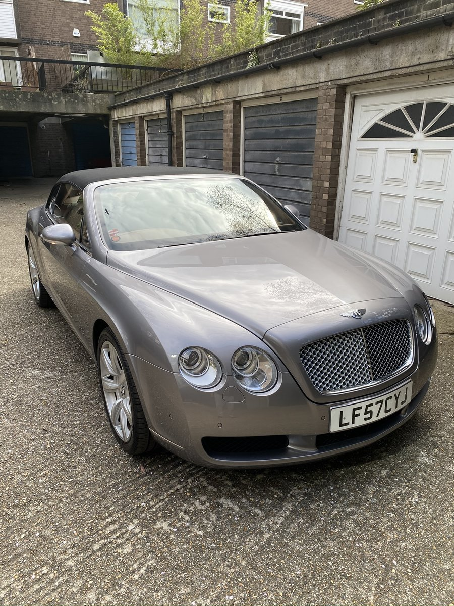 2007 Bentley GTC LHD For Sale (picture 6 of 6)