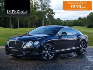 2012 Bentley  CONTINENTAL GT  4.0 V8 MULLINER COUPE AUTO  47,948