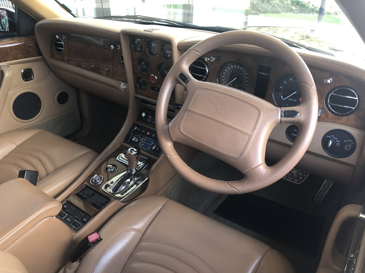 1998 Bentley Continental SC - Low Mileage - Priced to Sell For Sale (picture 5 of 6)