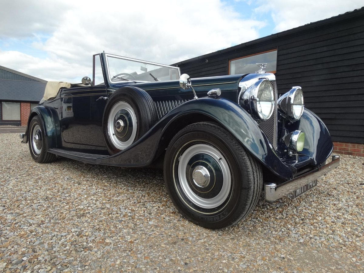 1950 (M) Bentley Special 4.2 SPORTS For Sale (picture 1 of 1)