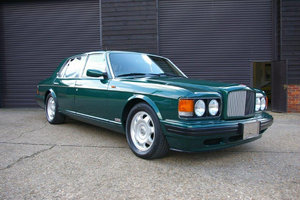 1996 Bentley Turbo RL 6.75 Automatic Saloon (26,645 miles) For Sale