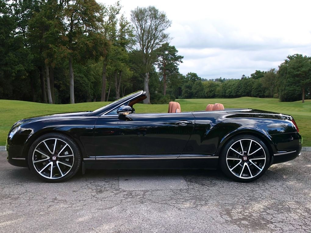 2008 Bentley  CONTINENTAL GTC  MULLINER CABRIOLET AUTO  34,948 For Sale (picture 2 of 24)