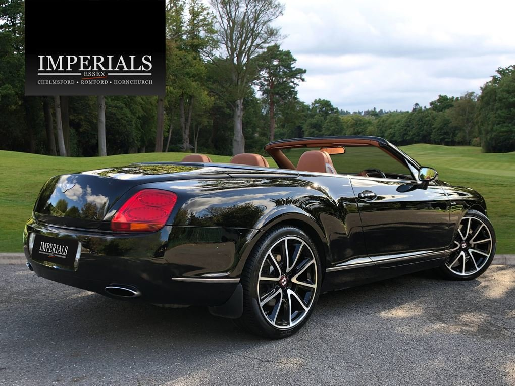 2008 Bentley  CONTINENTAL GTC  MULLINER CABRIOLET AUTO  34,948 For Sale (picture 4 of 24)