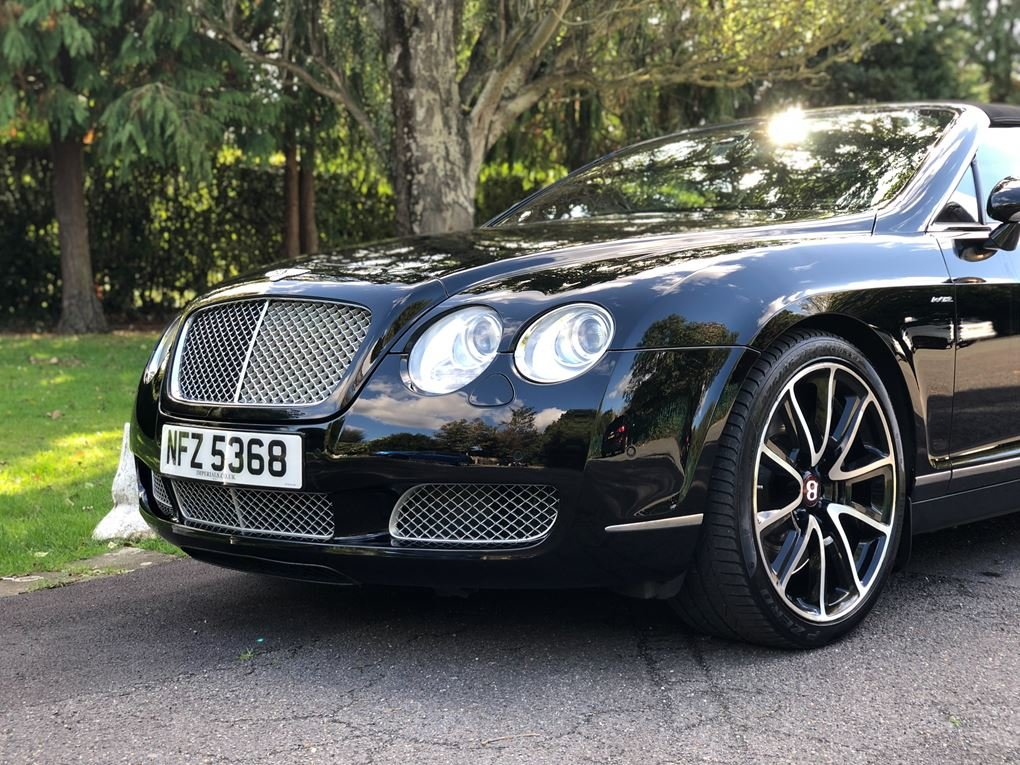 2008 Bentley  CONTINENTAL GTC  MULLINER CABRIOLET AUTO  34,948 For Sale (picture 9 of 24)