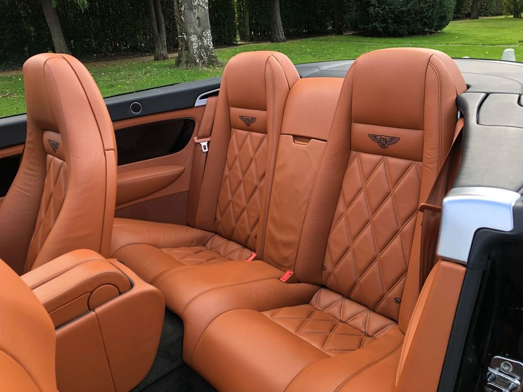 2008 Bentley  CONTINENTAL GTC  MULLINER CABRIOLET AUTO  34,948 For Sale (picture 17 of 24)