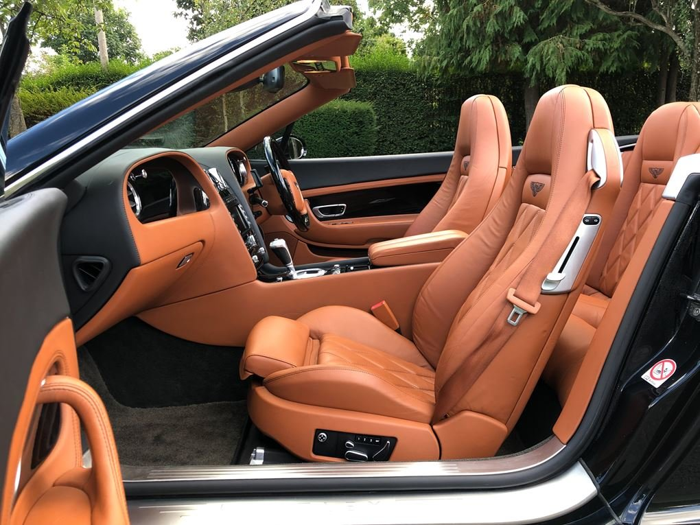 2008 Bentley  CONTINENTAL GTC  MULLINER CABRIOLET AUTO  34,948 For Sale (picture 20 of 24)