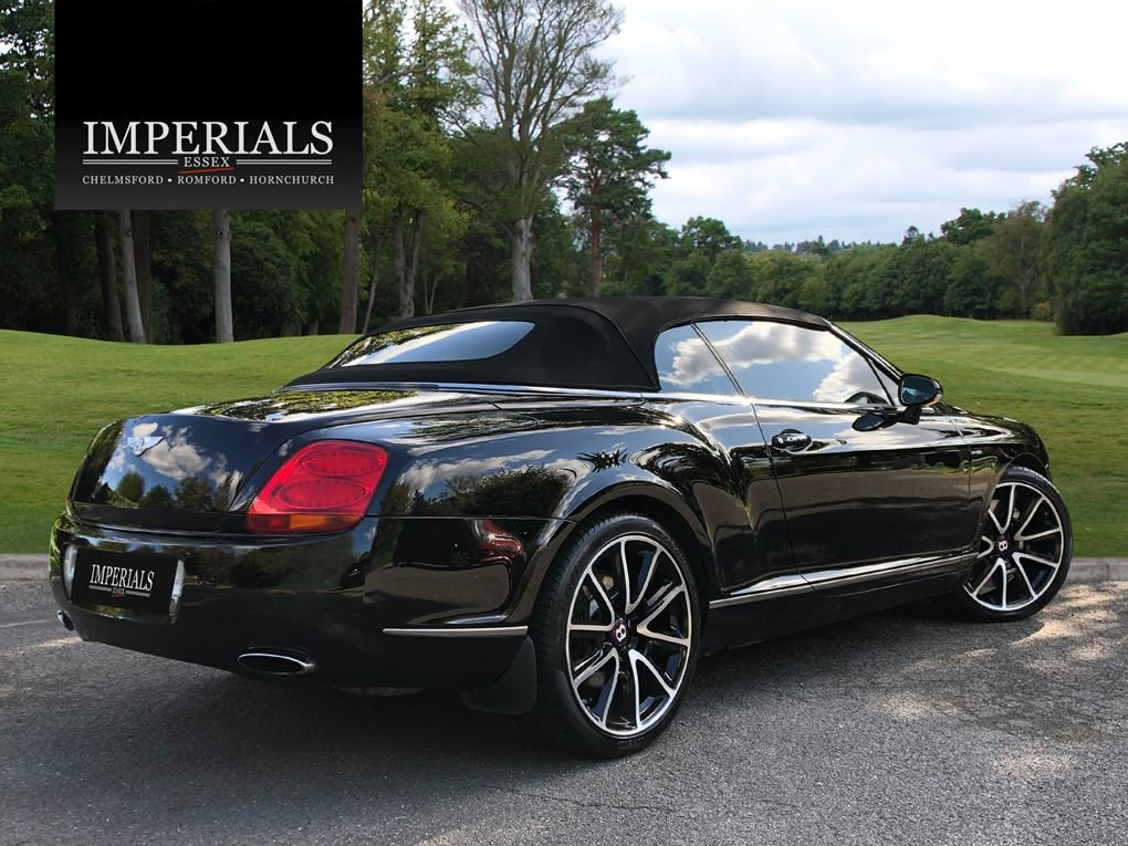 2008 Bentley  CONTINENTAL GTC  MULLINER CABRIOLET AUTO  34,948 For Sale (picture 24 of 24)