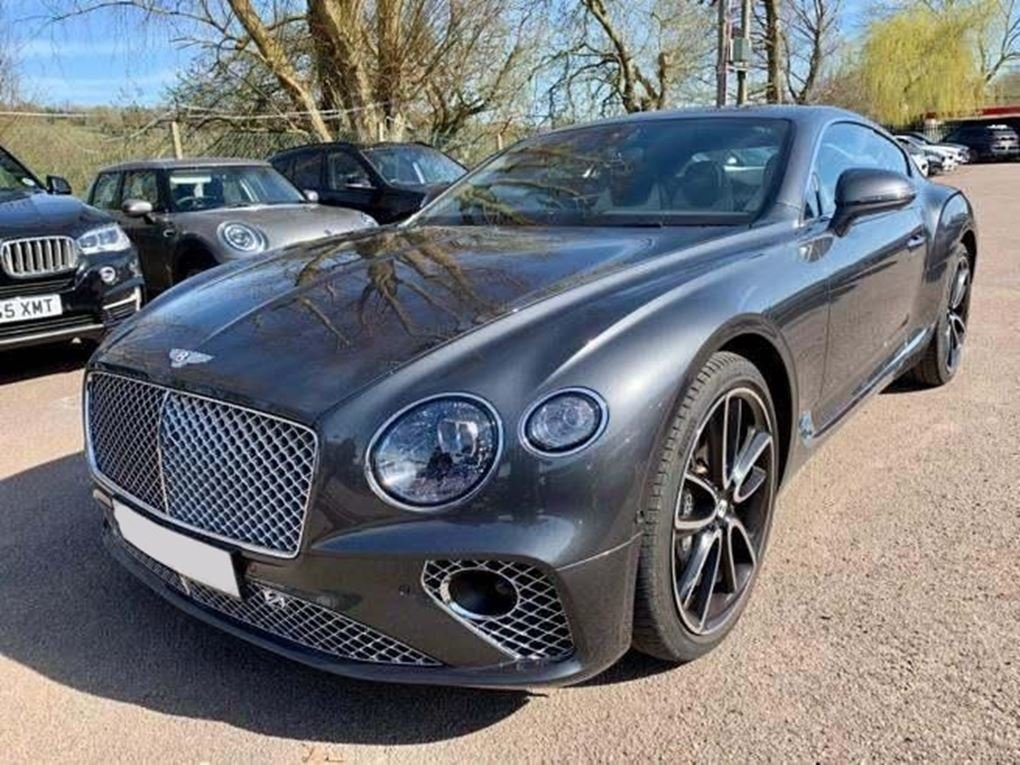 2018 Bentley  CONTINENTAL GT  6.0 W12 MULLINER COUPE 2019 MODEL A For Sale (picture 1 of 2)
