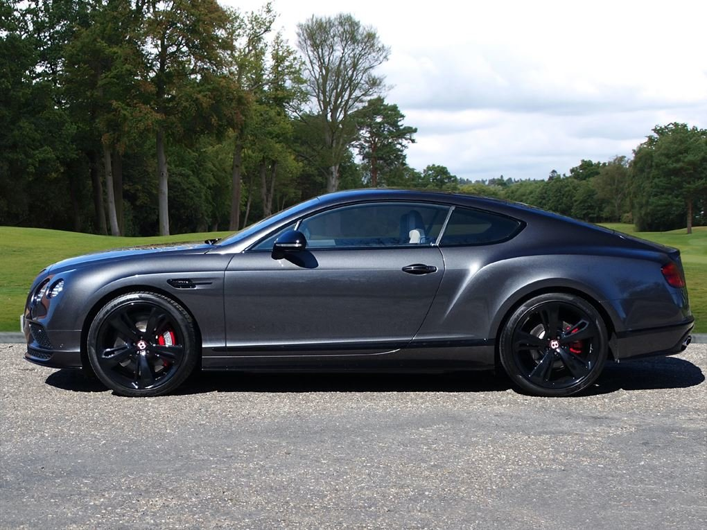 2016 Bentley  CONTINENTAL GT  4.0 V8 S MULLINER COUPE 2017 MODEL  For Sale (picture 2 of 24)