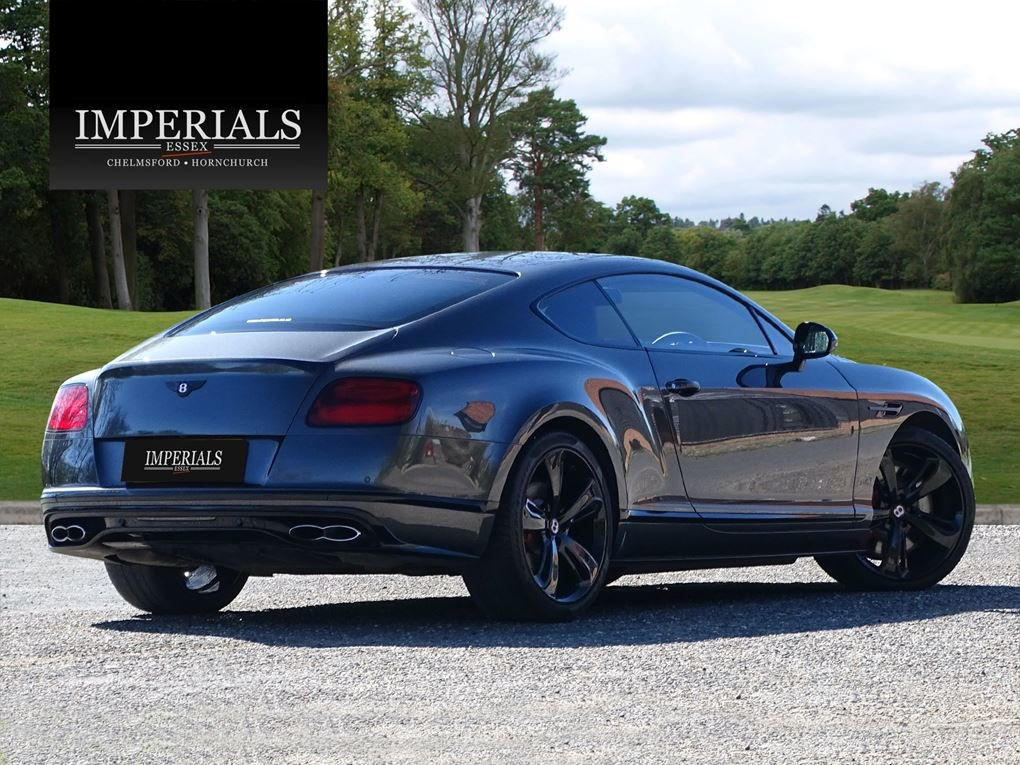 2016 Bentley  CONTINENTAL GT  4.0 V8 S MULLINER COUPE 2017 MODEL  For Sale (picture 4 of 24)