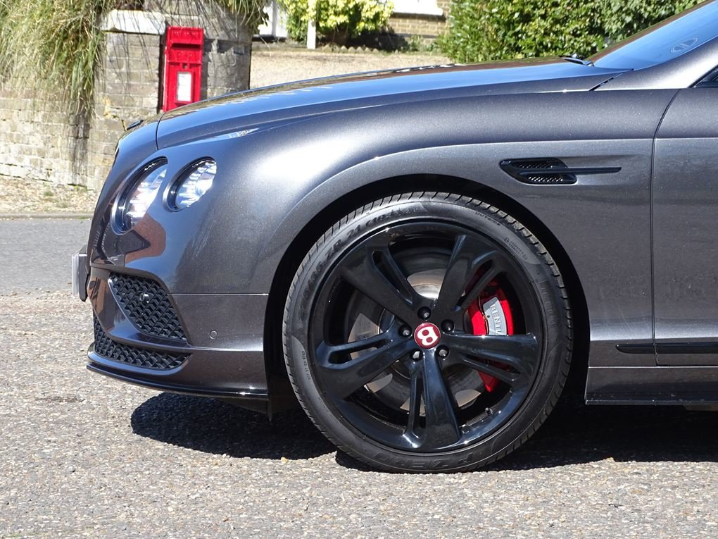 2016 Bentley  CONTINENTAL GT  4.0 V8 S MULLINER COUPE 2017 MODEL  For Sale (picture 5 of 24)