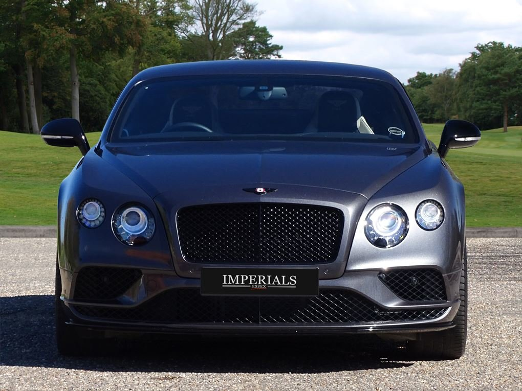 2016 Bentley  CONTINENTAL GT  4.0 V8 S MULLINER COUPE 2017 MODEL  For Sale (picture 10 of 24)