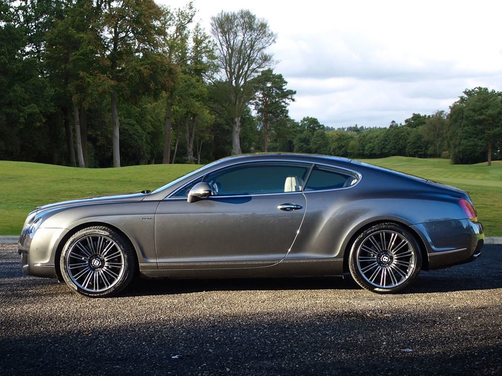 2009 Bentley  CONTINENTAL GT  SPEED COUPE AUTO  31,948 For Sale (picture 2 of 23)
