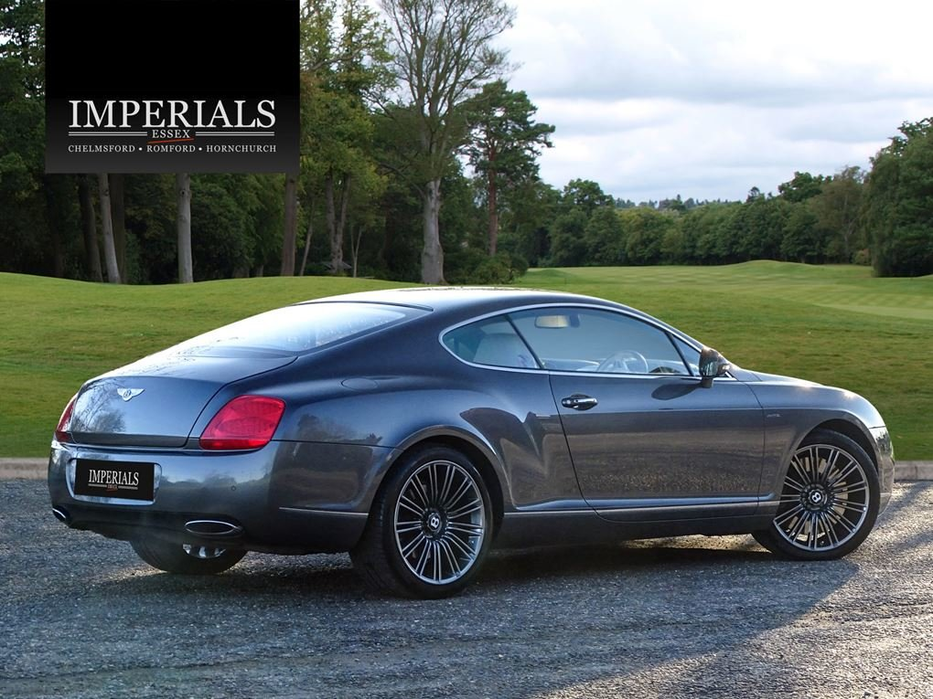 2009 Bentley  CONTINENTAL GT  SPEED COUPE AUTO  31,948 For Sale (picture 5 of 23)