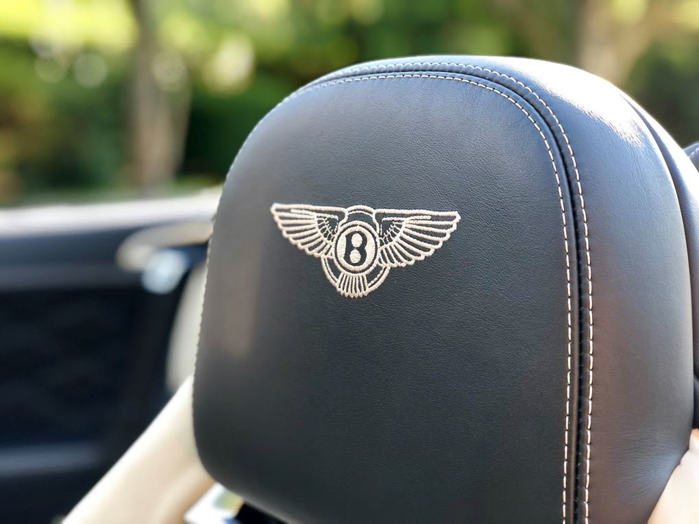 Bentley  CONTINENTAL GTC  MULLINER CABRIOLET 2012 MODEL AUTO For Sale (picture 9 of 24)