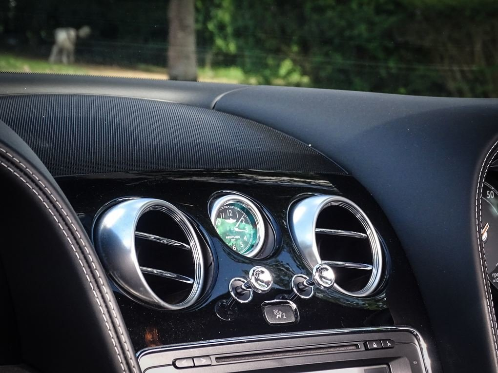 Bentley  CONTINENTAL GTC  MULLINER CABRIOLET 2012 MODEL AUTO For Sale (picture 20 of 24)