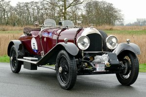 Bentley 3.5 Ltr Blower Special 1935