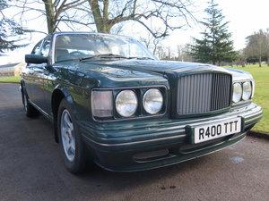 1997 Rare Bentley Turbo RT  For Sale