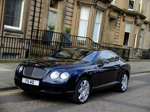 2005 BENTLEY CONTINENTAL GT - 55 Reg - 1 LADY OWNER - 14K MILES ! SOLD