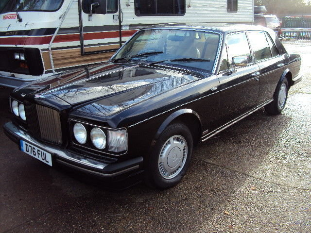 1991 bentley turbo rl  long wheel base  For Sale (picture 1 of 2)