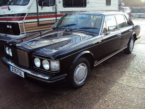 1991 bentley turbo rl  long wheel base  For Sale