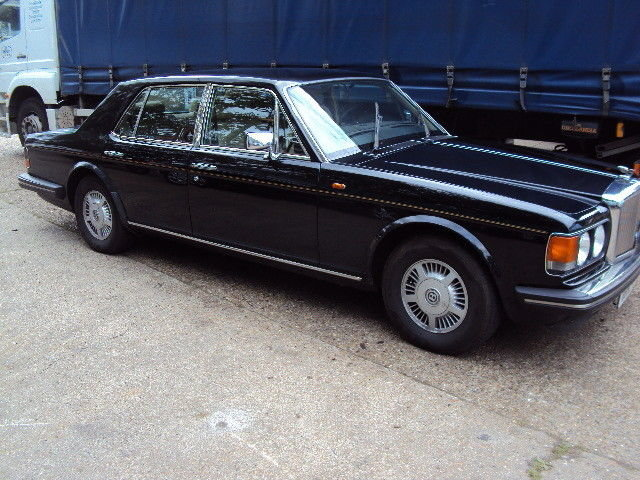 1991 bentley turbo rl  long wheel base  For Sale (picture 2 of 2)