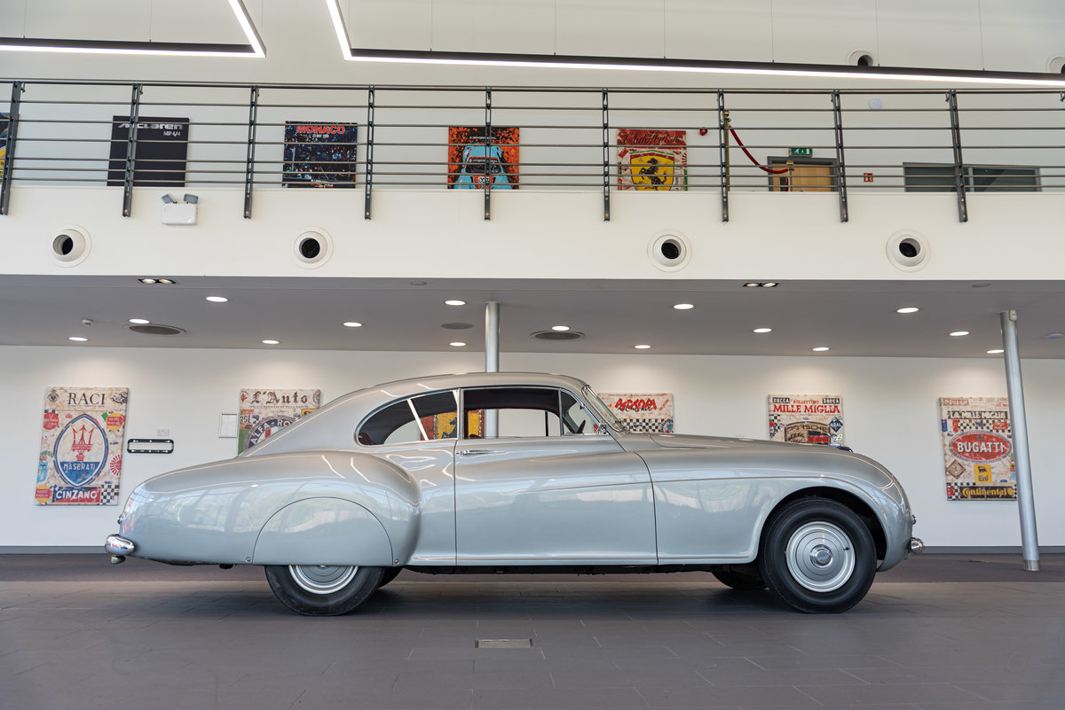 1953 Bentley R Type Continental For Sale (picture 2 of 6)