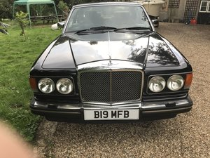 1989 Bentley Eight For Sale