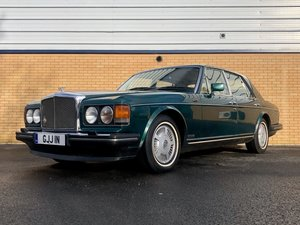1989 BENTLEY EIGHT 6.8L // 4d // px swap