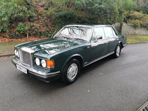 1988 Bentley Eight Saloon