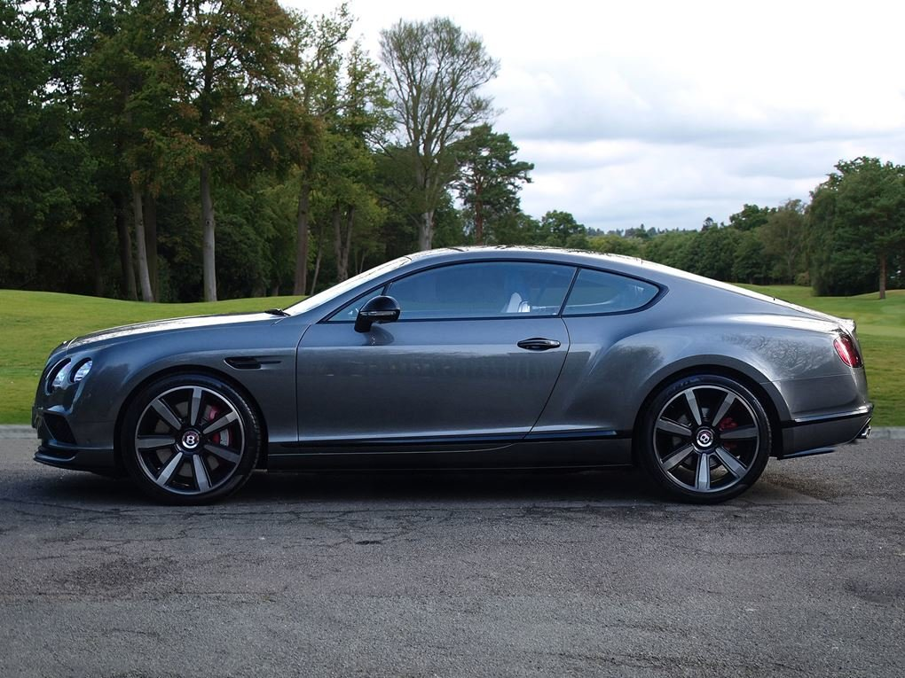 2016 Bentley  CONTINENTAL GT  4.0 V8 S MULLINER FACELIFT COUPE AU For Sale (picture 2 of 24)