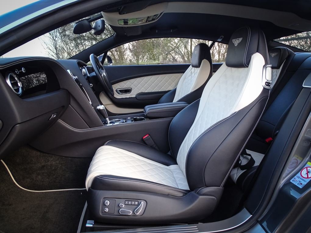 2016 Bentley  CONTINENTAL GT  4.0 V8 S MULLINER FACELIFT COUPE AU For Sale (picture 3 of 24)