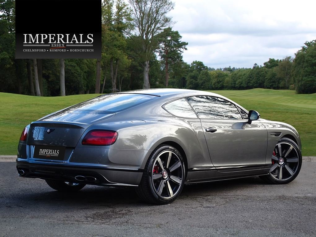 2016 Bentley  CONTINENTAL GT  4.0 V8 S MULLINER FACELIFT COUPE AU For Sale (picture 4 of 24)