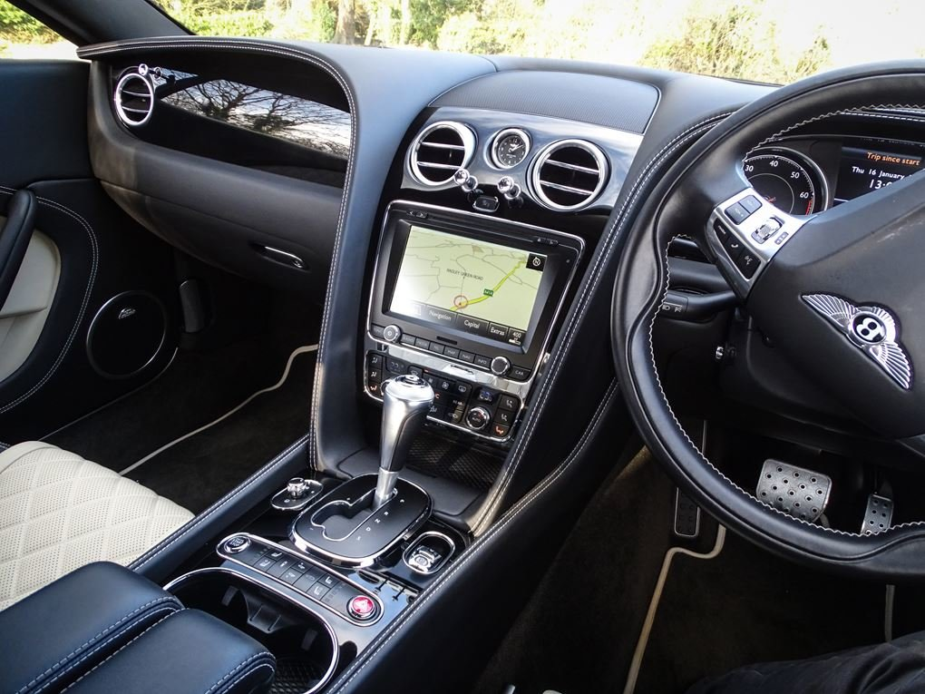 2016 Bentley  CONTINENTAL GT  4.0 V8 S MULLINER FACELIFT COUPE AU For Sale (picture 6 of 24)