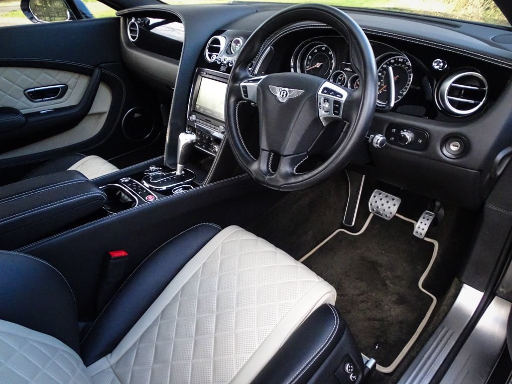 2016 Bentley  CONTINENTAL GT  4.0 V8 S MULLINER FACELIFT COUPE AU For Sale (picture 13 of 24)
