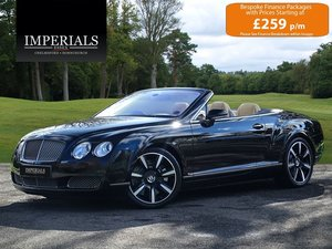 2006 Bentley  CONTINENTAL GTC  CABRIOLET AUTO  29,948