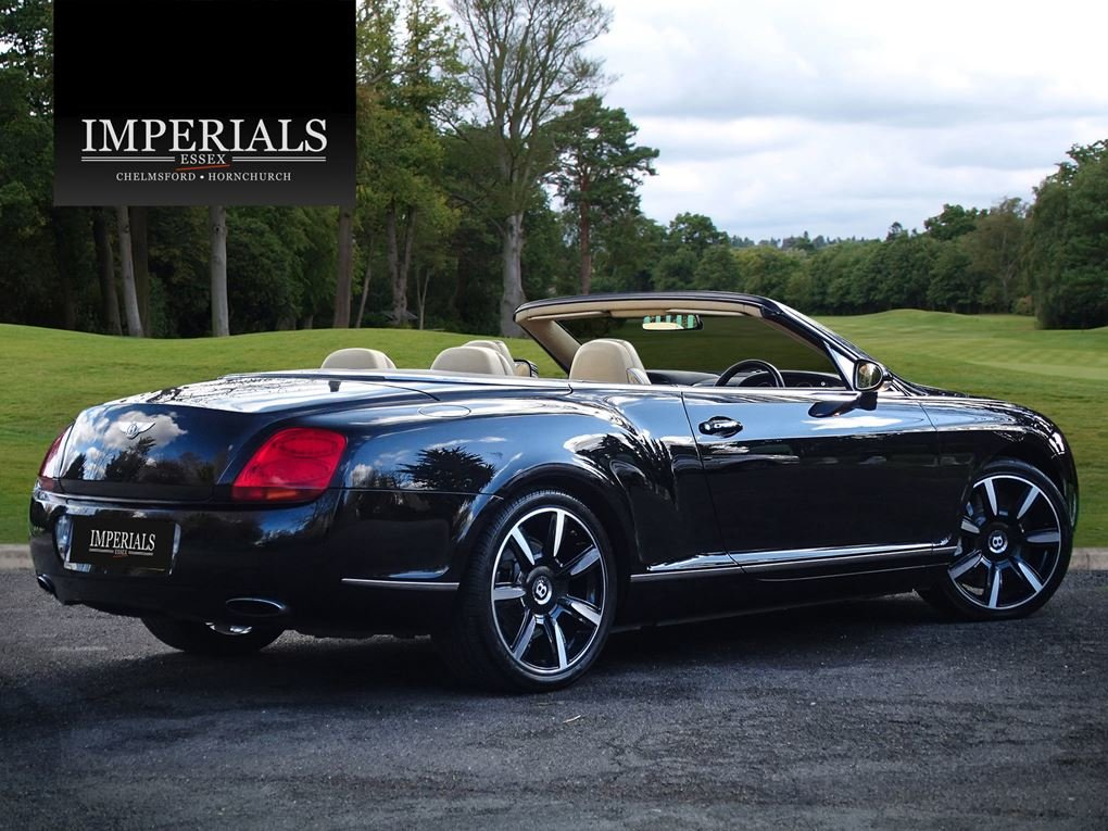2006 Bentley  CONTINENTAL GTC  CABRIOLET AUTO  29,948 For Sale (picture 4 of 21)